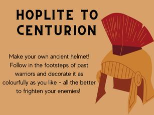 Hoplite to Centurion