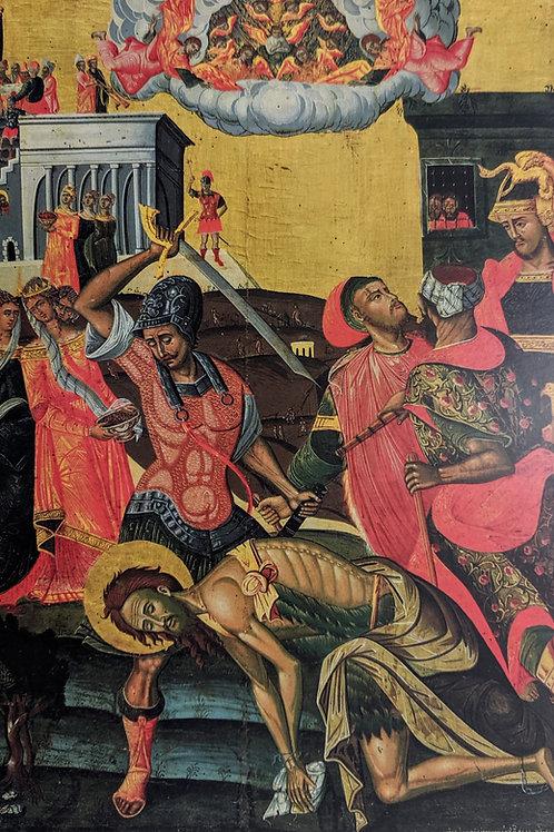 Gods, Myths & Mortals postcard
