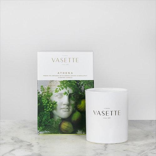 Flowers Vasette candle - Athena