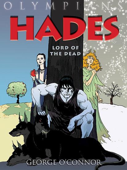 Olympians Graphic Novel - Hades