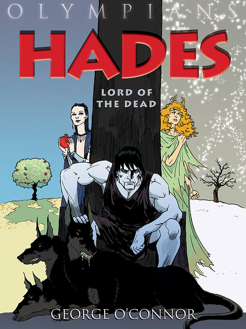 Hades - Olympians Graphic Novel