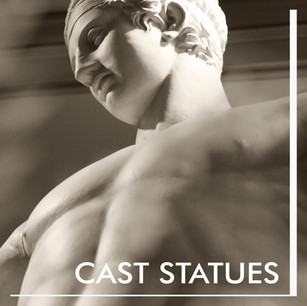Cast Statues