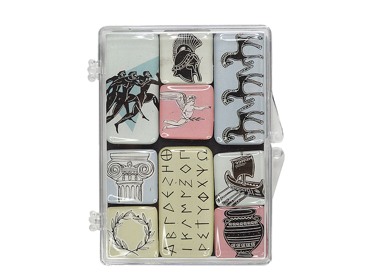 Ancient Greece Magnet Set