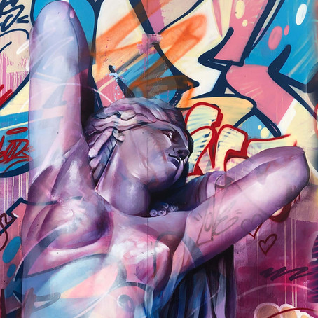 Remixing the Classics with artists PichiAvo