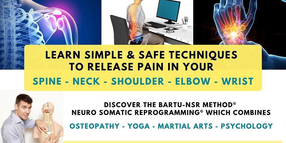 Sebastian Bartu - NSR Workshop 3 : Release Pains & Tensions from Computer Work