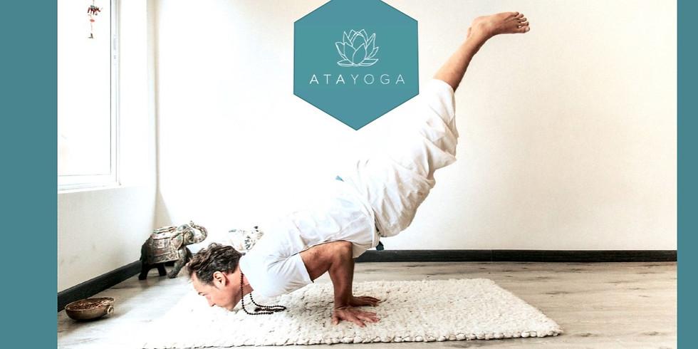 Yoga Master Class with ATA