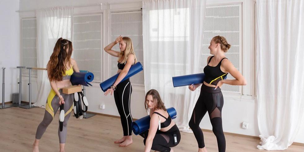 Total body training
