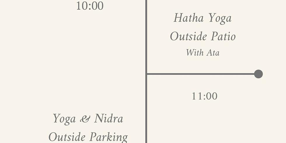 Petra Open air Yoga & Nidra
