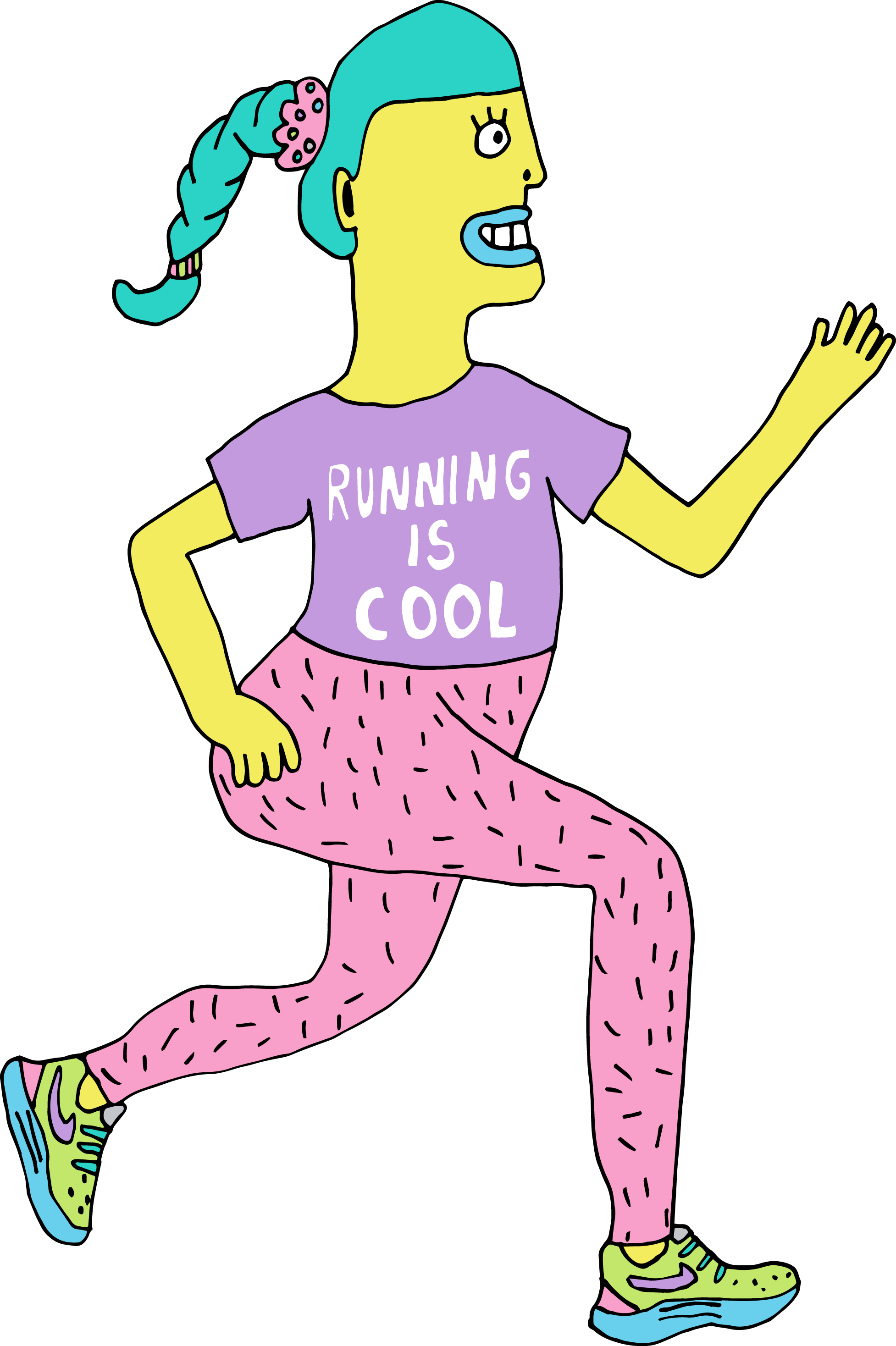 Running is Cool / 2017