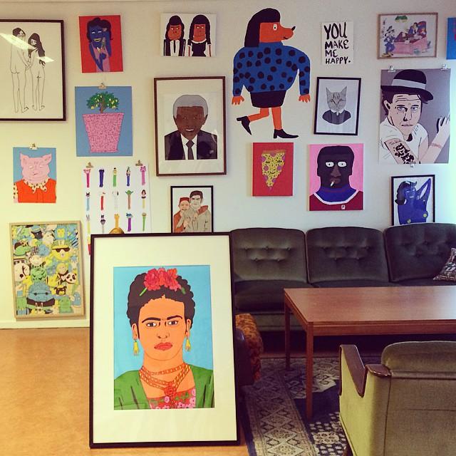 My Studio / 2015
