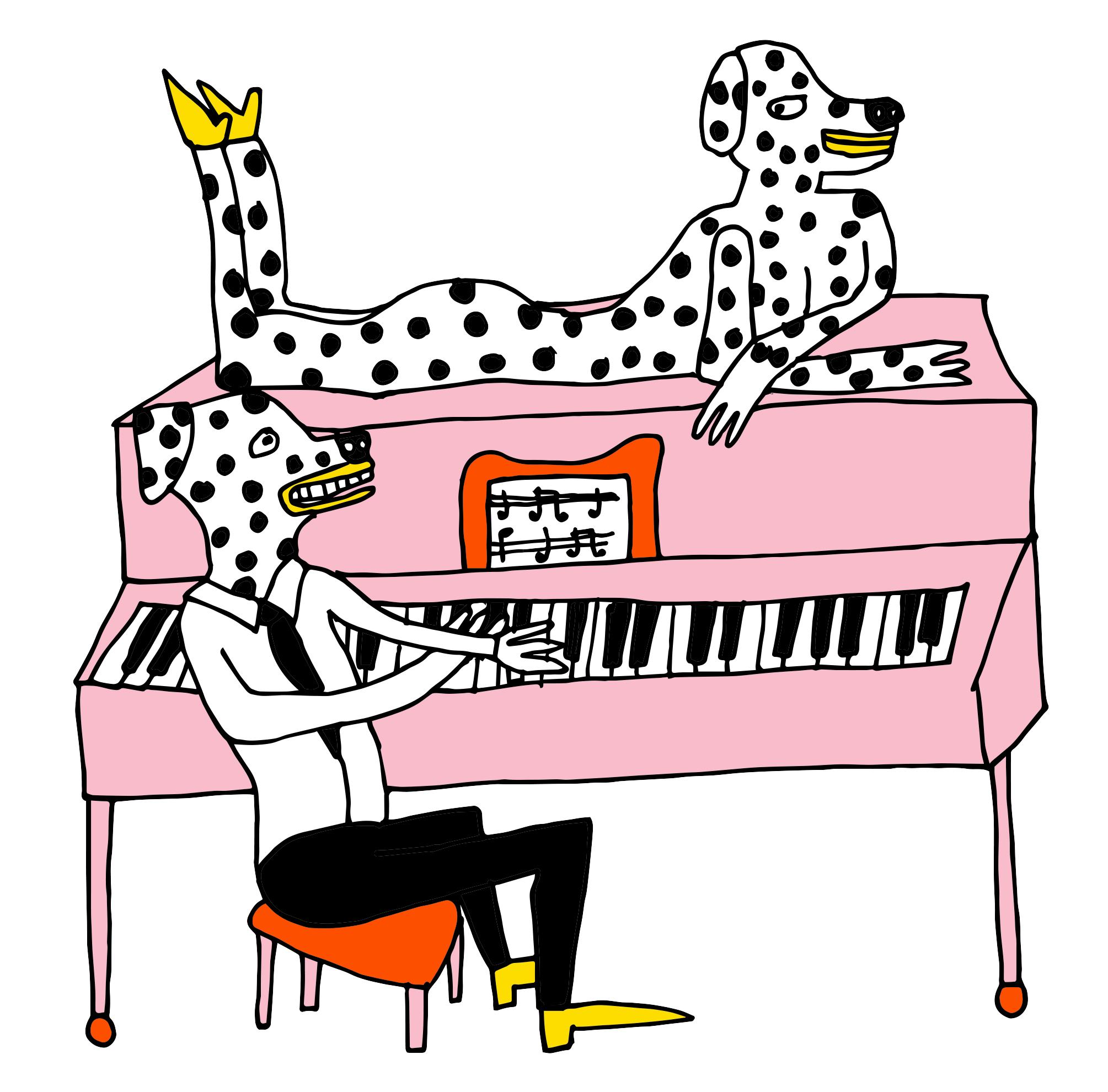 The Piano / 2013