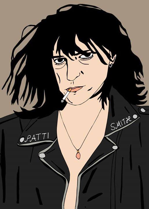 Patti Smith  / 2014