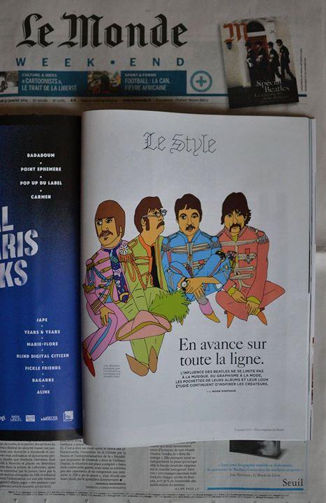 Le Monde / 2015