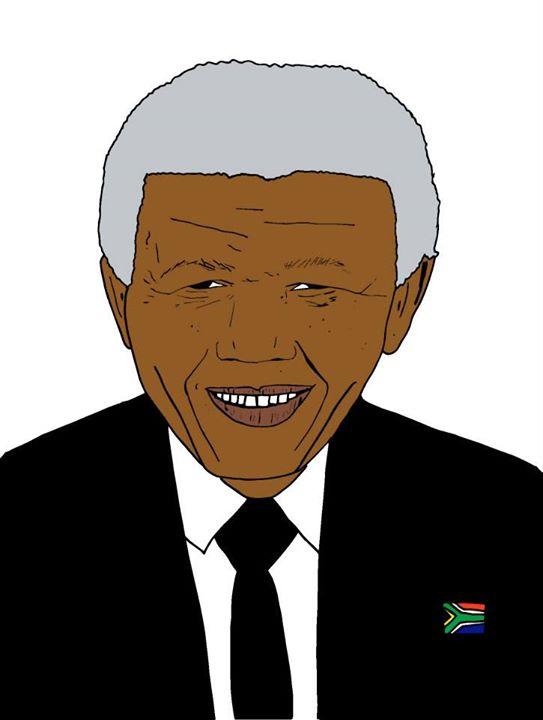 RIP Nelson Mandela / 2013