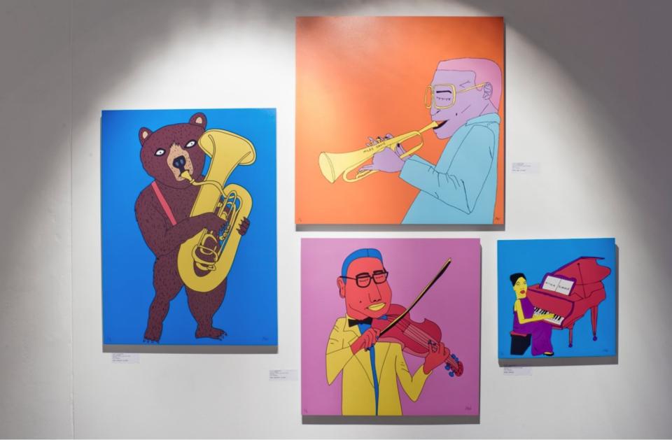 Funfair Exhibition / 2012