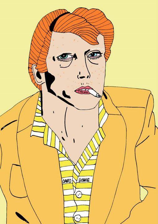 David Bowie  / 2014