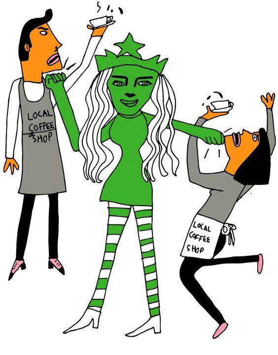 Starbucks / 2013