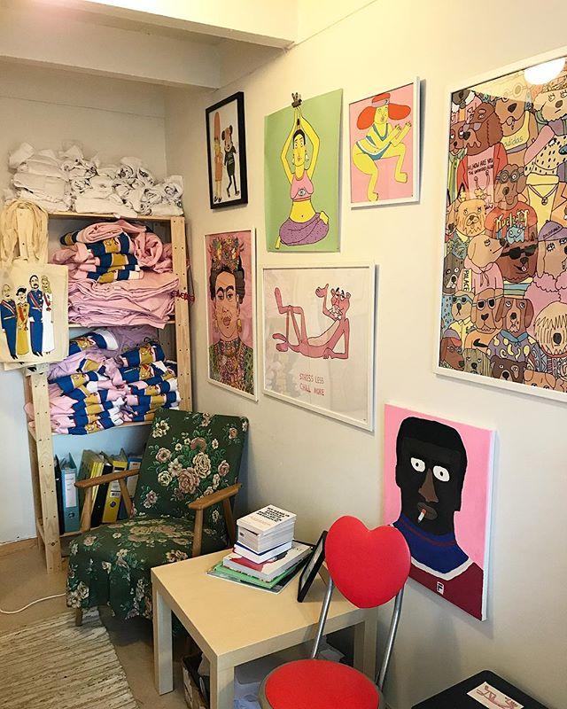 studio / 2018
