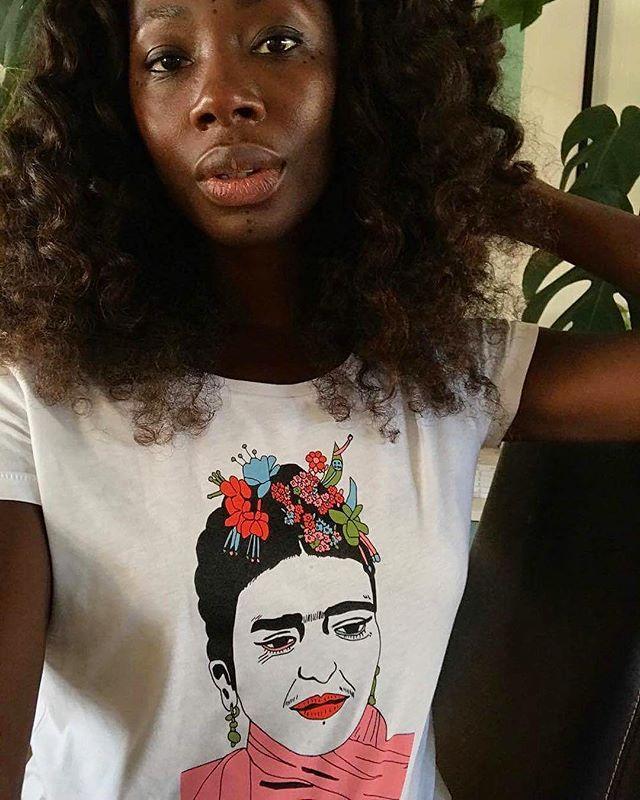 Frida Kahlo tee / 2017