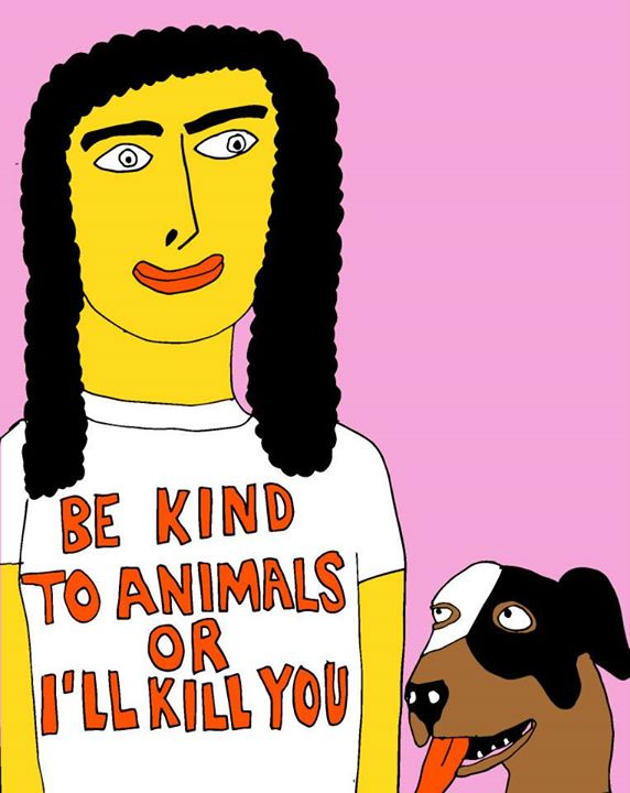 Be Kind To Animals / 2013