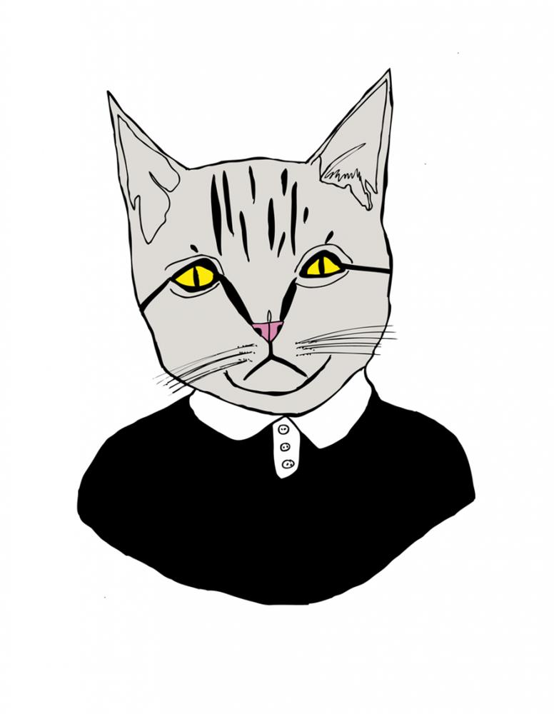 Cat / 2011