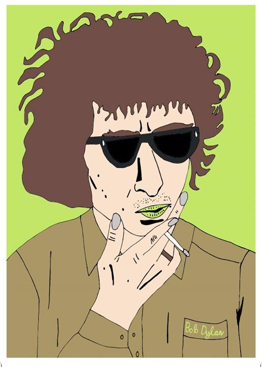 Bob Dylan  / 2014