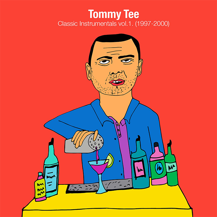 Tommy Tee Cover / 2012