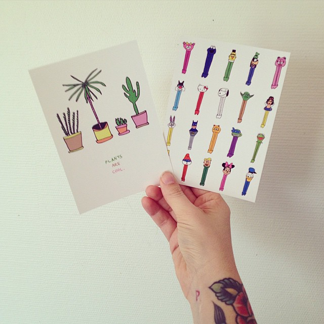 Postcards / 2015