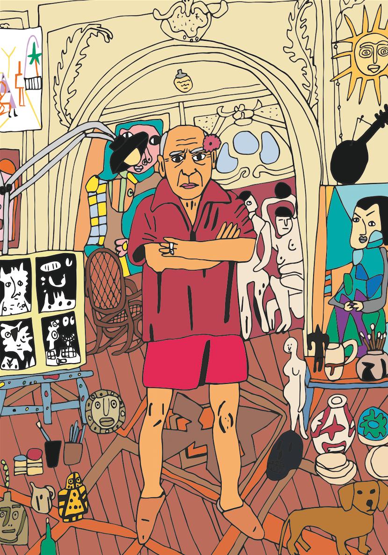 Pablo Picasso / 2016