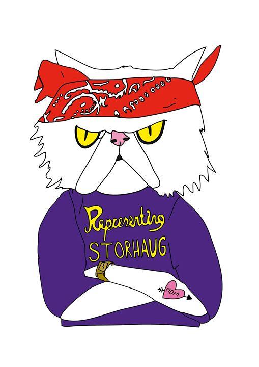 Storhaug Cat / 2012