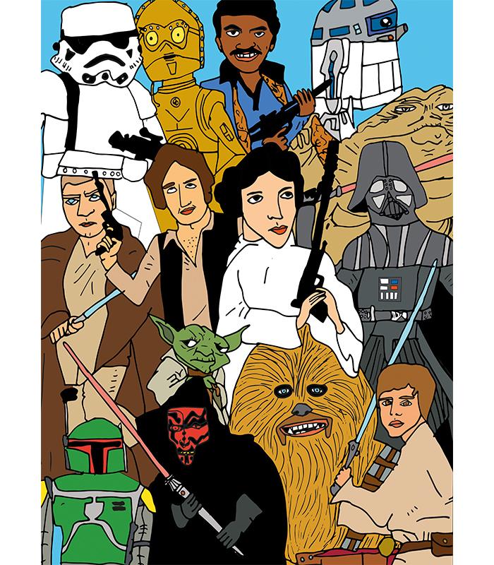 Star Wars / 2013