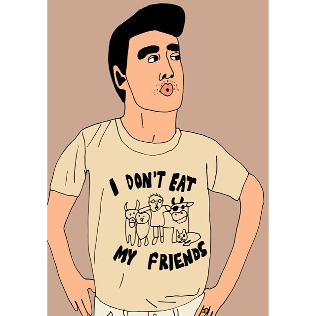 I Dont Eat My Friends / 2016