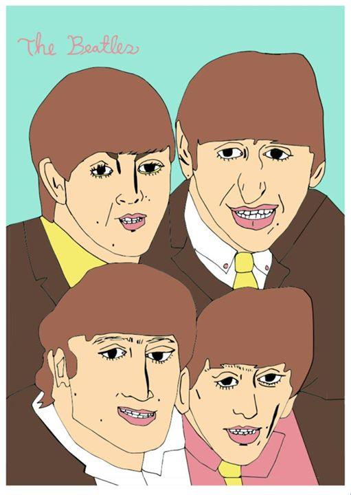 The Beatles / 2014