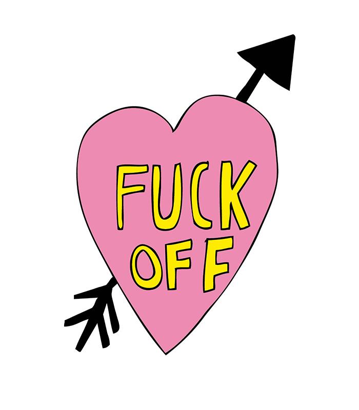 Fuck Off / 2012