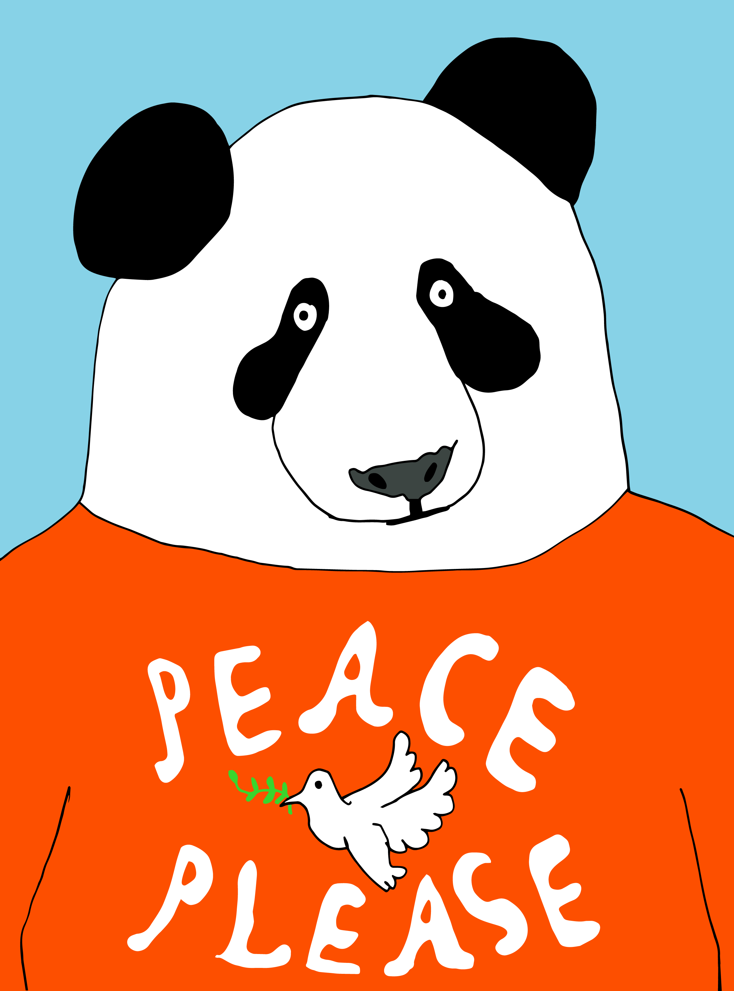 Peace Please / 2016
