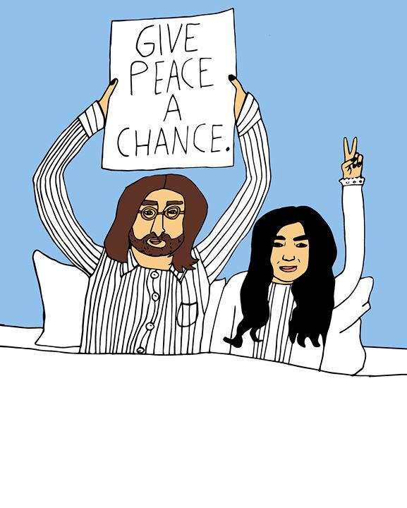 Give Peace A Chance  / 2014