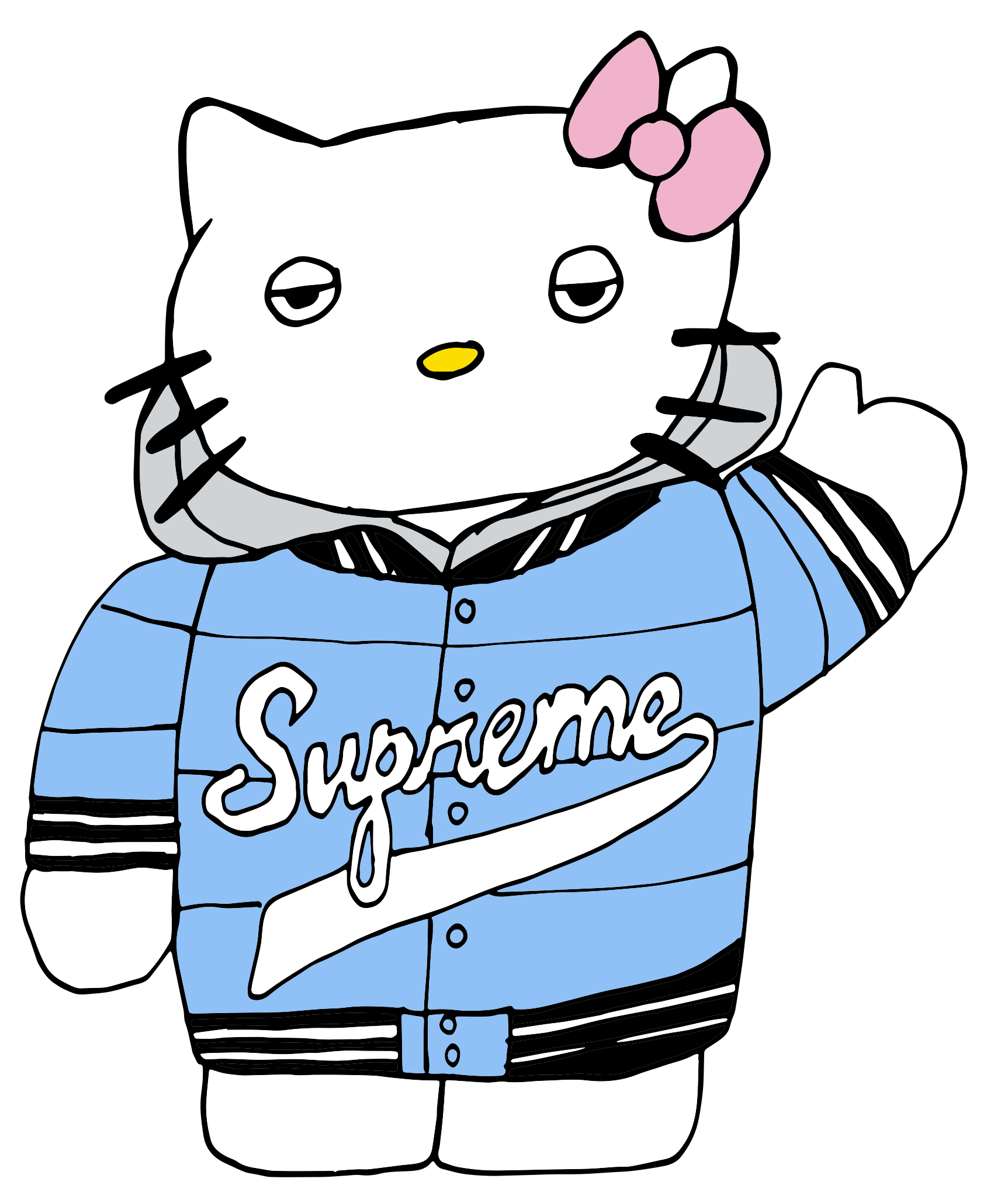 Supreme Kitty / 2016