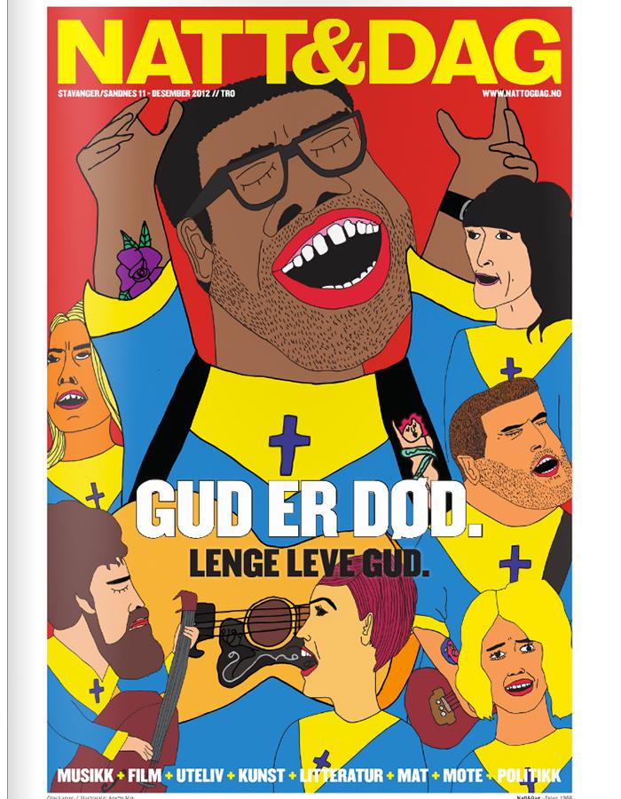 Natt&Dag Cover / 2012
