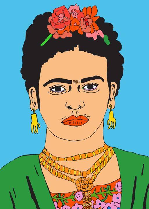 Frida Kahlo / 2015