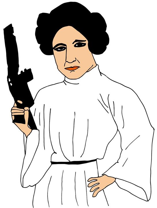 Princess Leia / 2013