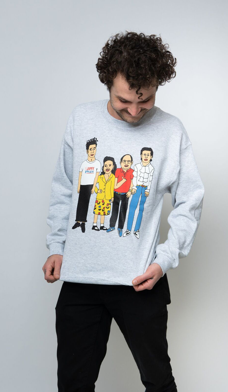 Seinfeld Sweater / 2018