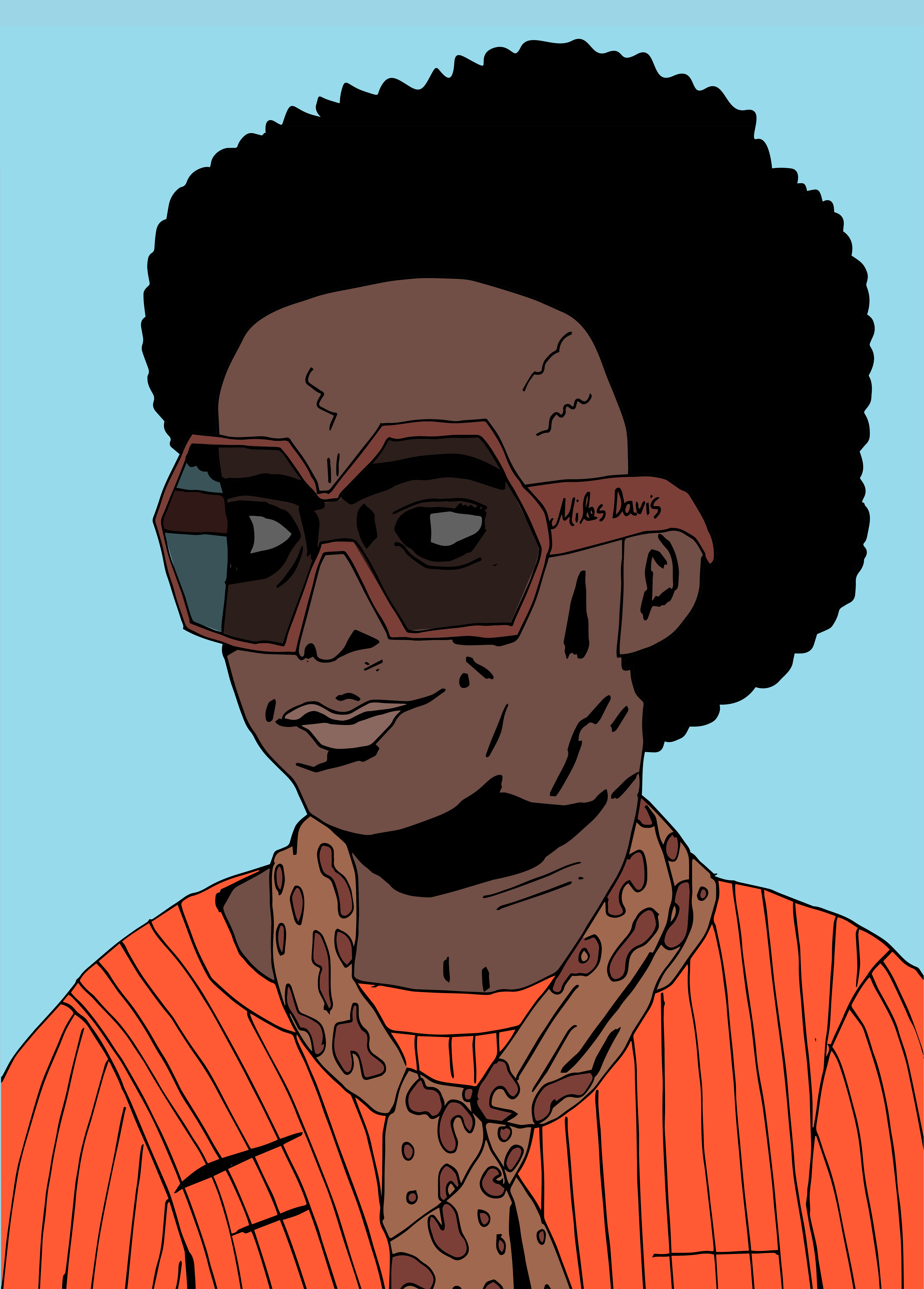 Miles Davis  / 2014