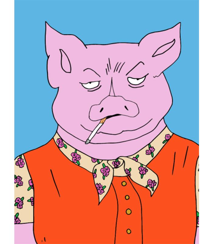Miss Piggy  / 2014