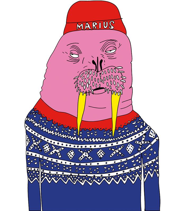 Marius / 2012