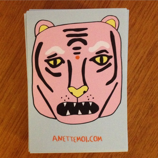 New Sticker / 2015