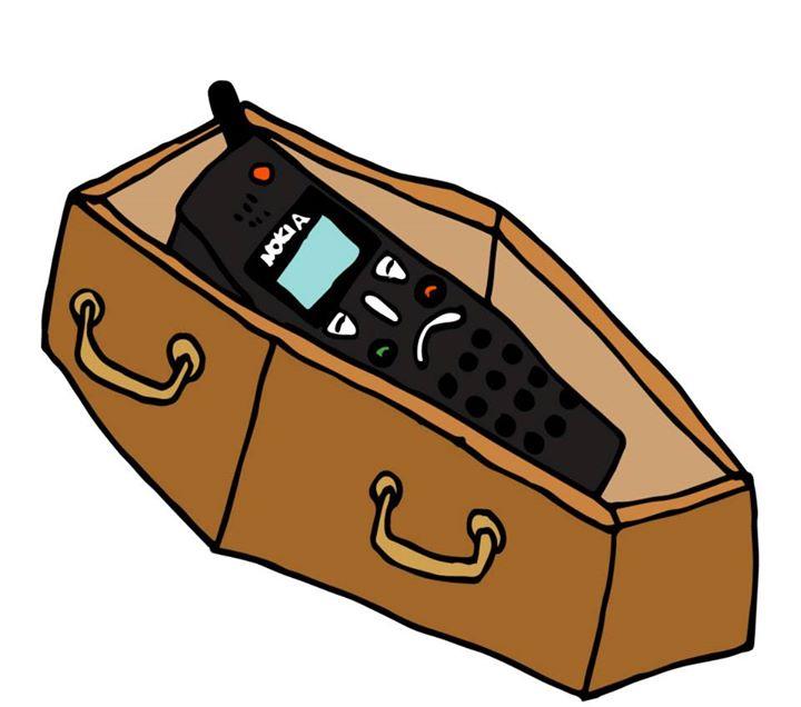 RIP Nokia / 2013