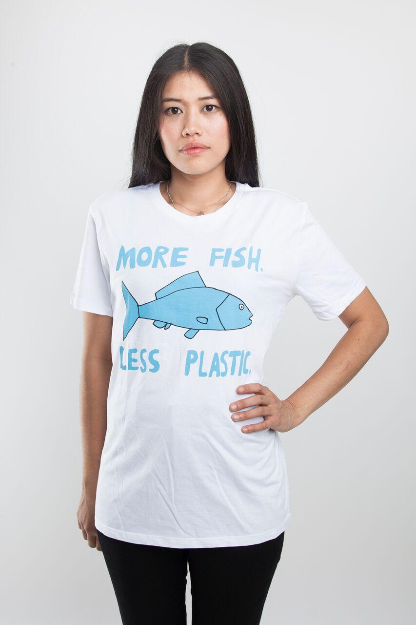 More Fish Less Plastic / 2018