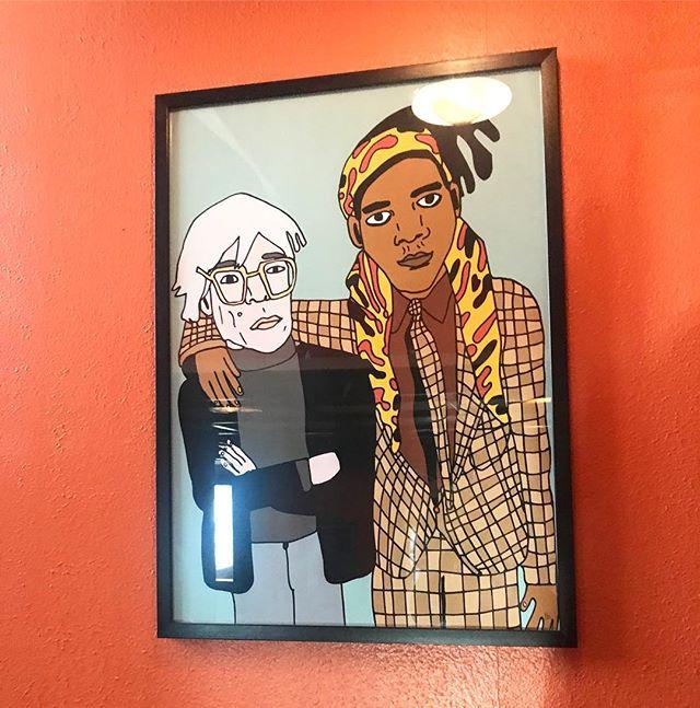 Warhol & Basquiat / 2018