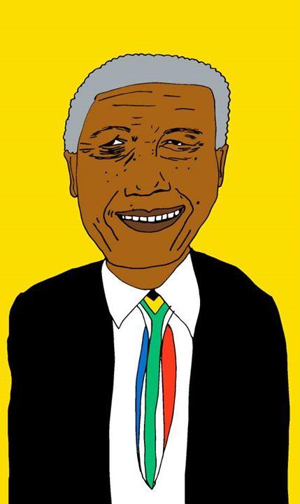 Nelson Mandela / 2013