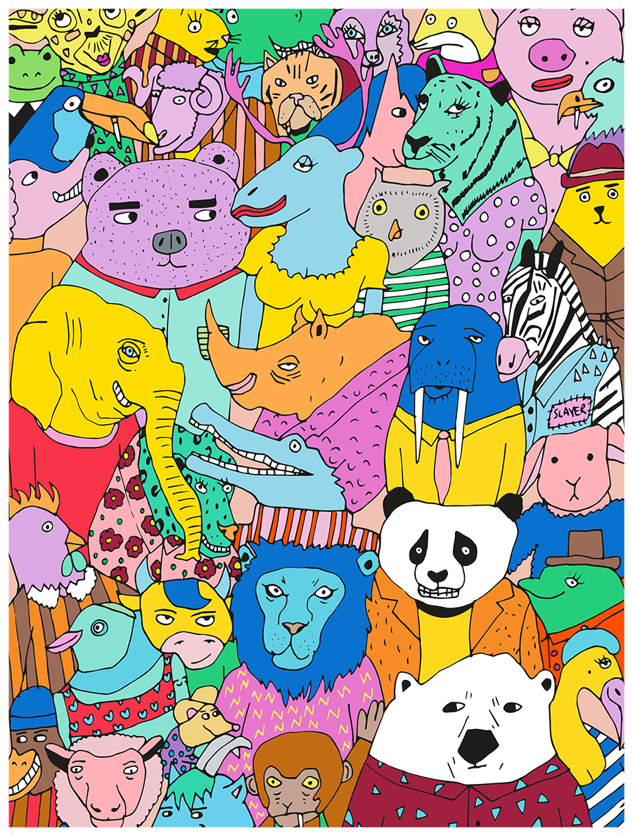 Animals  / 2014